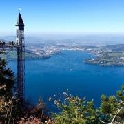 Elevador Hammetschwand na Suíça