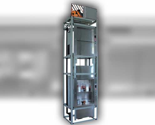 elevador monta carga