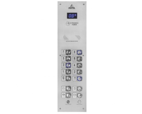 painel de elevador